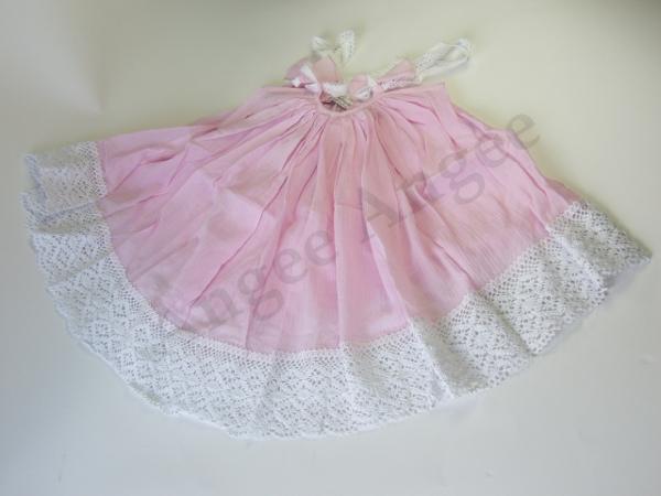 プリティ・ペタル・ピンクドレス