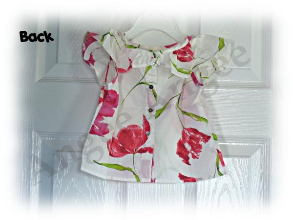 Ladybird blouse