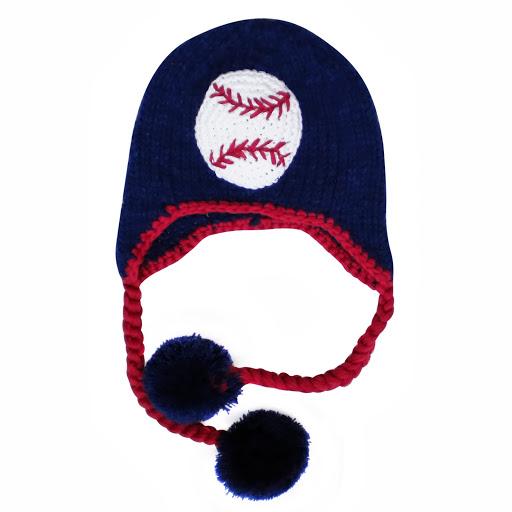 Baseball All Star Beanie Hat