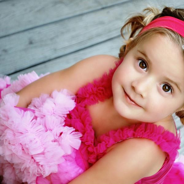 Light Pink/Bubblegum Pettiskirt