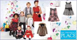 Childrens Place 2014 AW