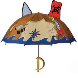 BACK Pirate Umbrella