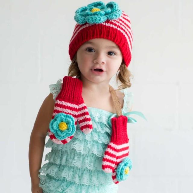 Festive Ziggy Beanie Hat